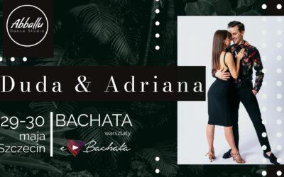WARSZTATY BACHATY odwołane :( – Duda&Adriana eBachata 29-30.05