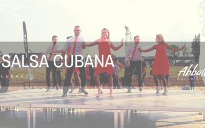 Salsa Cubana – wakacyjny kurs intensywny 2-6.08